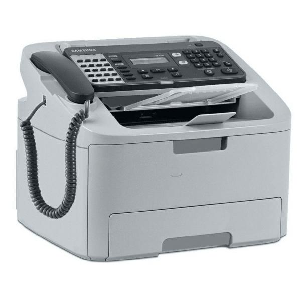 Die Abbildung zeigt einen Samsung SF-650 P Drucker