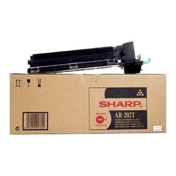Original Sharp AR-207 (AR-202LT) Toner Schwarz mit Karton