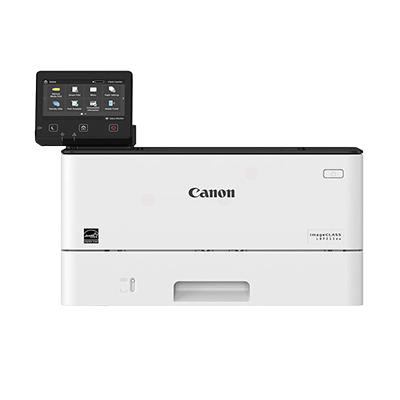 Die Abbildung zeigt einen Canon Laserdrucker