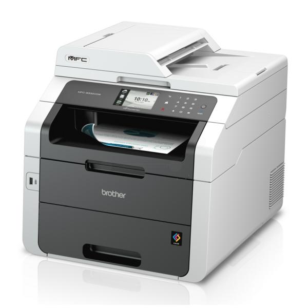 Die Abbildung zeigt einen Laserdrucker