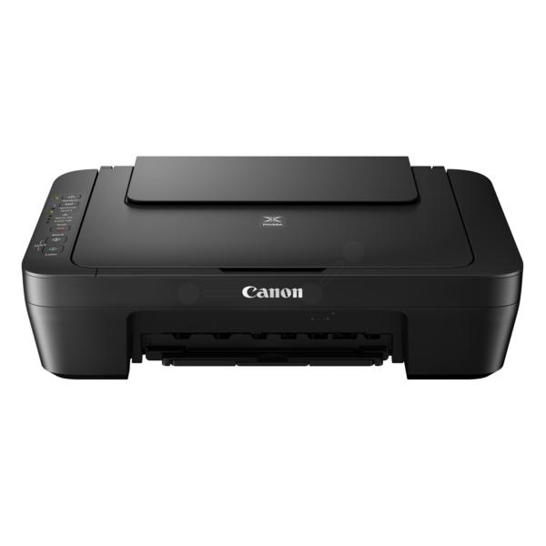 Die Abbildung zeigt einen Canon Pixma MG 3050 Drucker