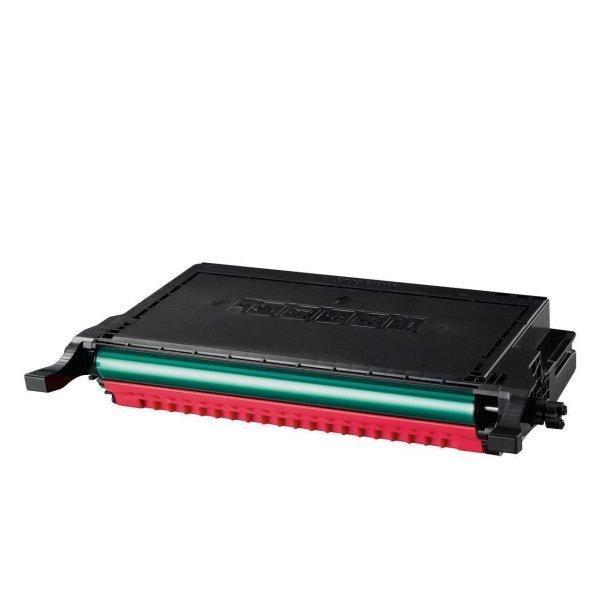 Original Samsung CLX-6210 FX (CLP-M660B/ELS / M660) Toner Magenta mit Karton