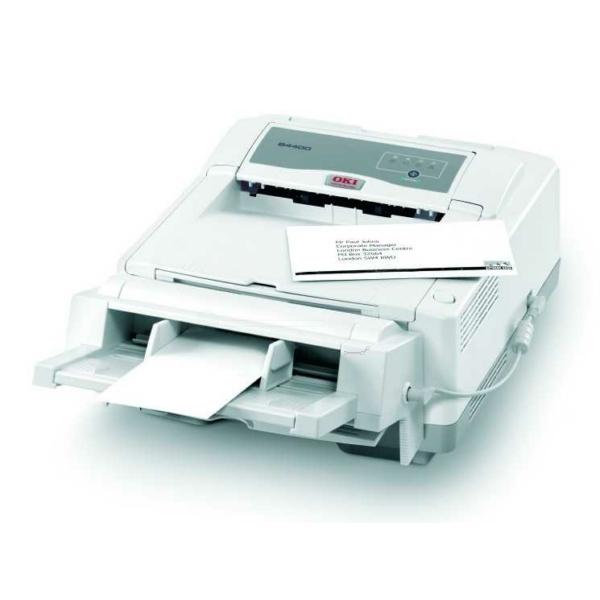Die Abbildung zeigt einen OKI B 4400 Series Drucker