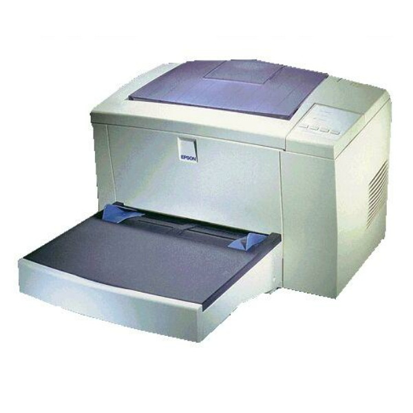 Die Abbildung zeigt einen Epson EPL 5800 PS Drucker