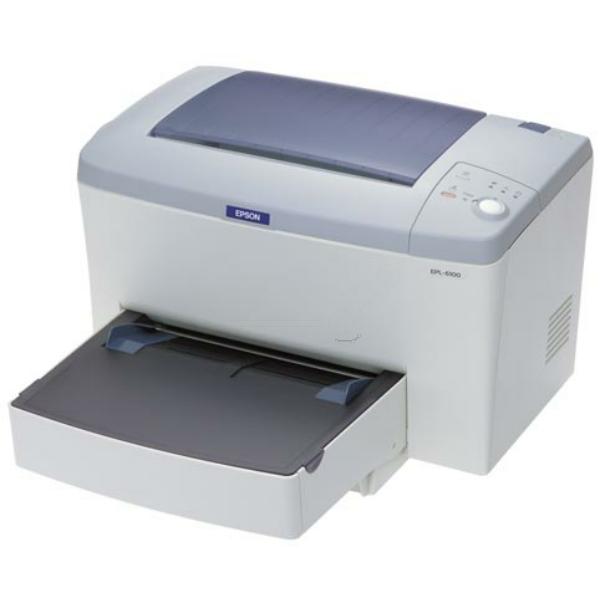 Die Abbildung zeigt einen Epson EPL 6100 Series Drucker