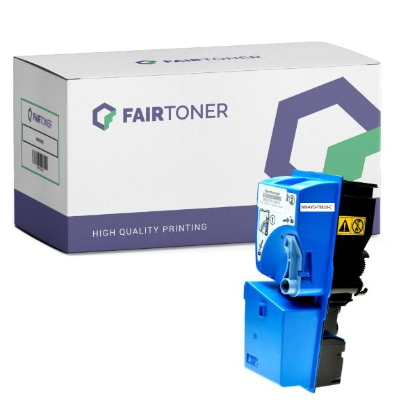 Kompatibel zu Kyocera FS-C 8100 DN (1T02HPCEU0) Toner Cyan
