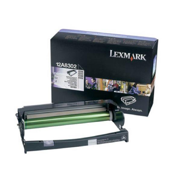 Original Lexmark Optra E 232 T (12A8302) Trommel mit Karton