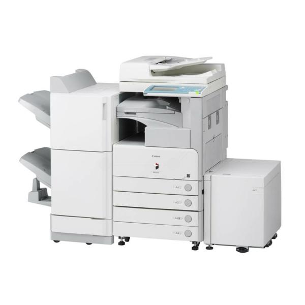 Die Abbildung zeigt einen Canon IR 3245 n Drucker