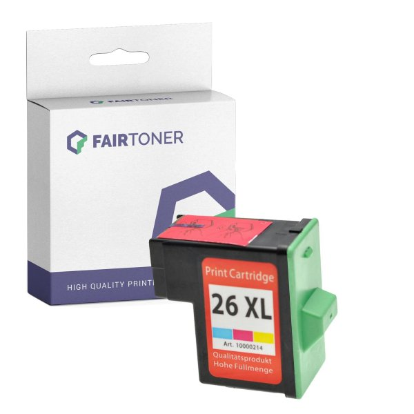 Lexmark Druckerpatronen bei FairToner