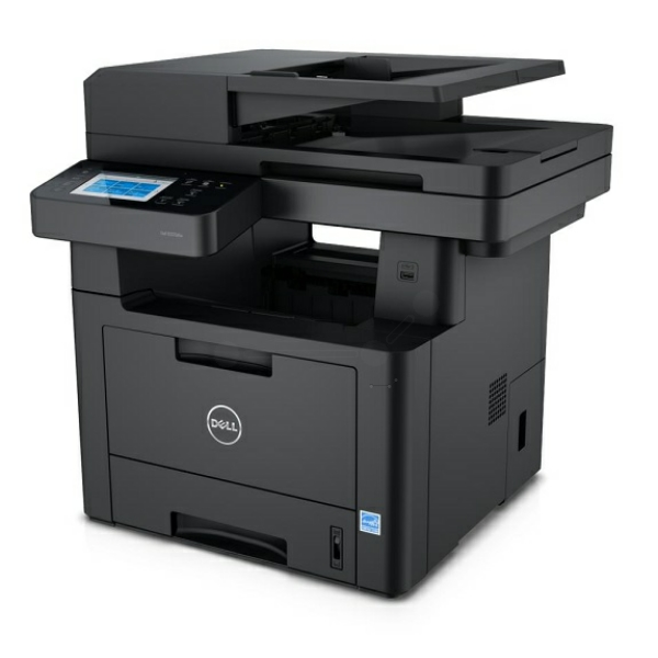 Die Abbildung zeigt einen Dell B 2375 Series Drucker