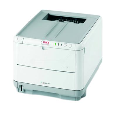 Die Abbildung zeigt einen OKI Drucker