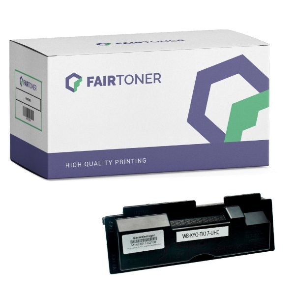 Kompatibel zu Kyocera FS-1000 Arztdrucker (1T02BX0EU0) Toner Schwarz XL