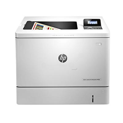 Die Abbildung zeigt einen HP Laserdrucker