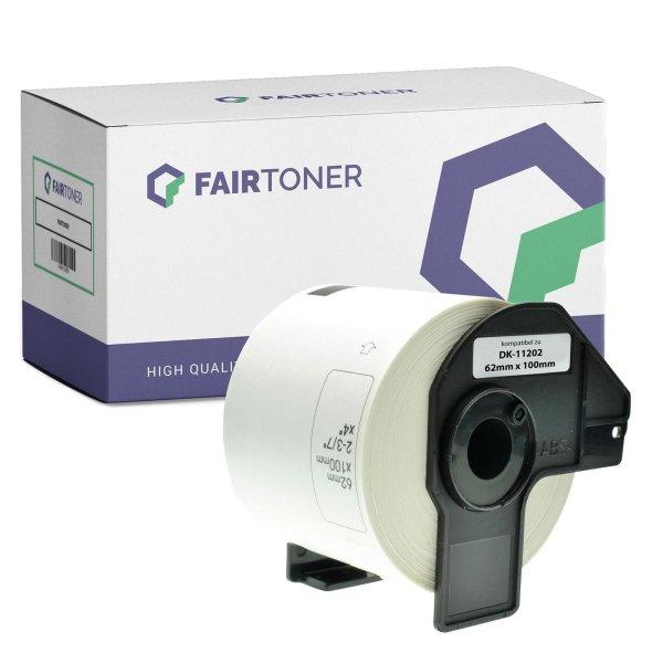Etiketten von FairToner