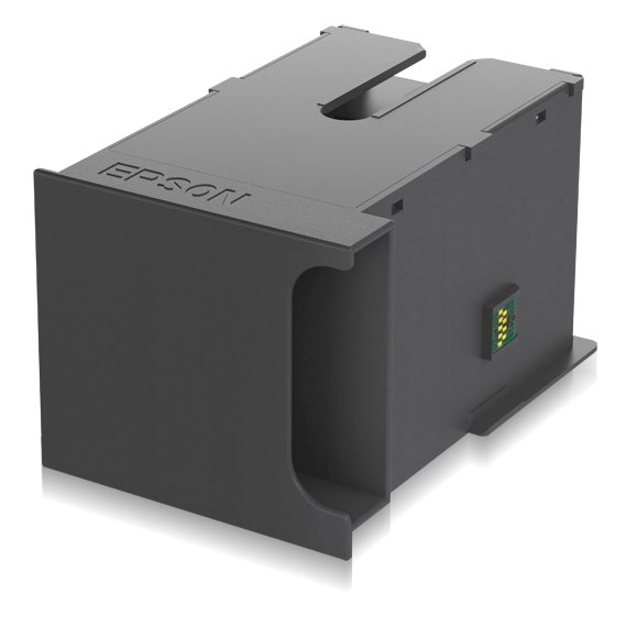 Original Epson WorkForce WF-3620 DWF (C13T671100 / T6711) Service-Kit mit Karton