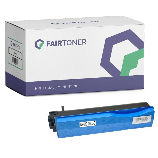Kompatibel zu Kyocera FS-C 5350 DN (1T02HNCEU0) Toner Cyan