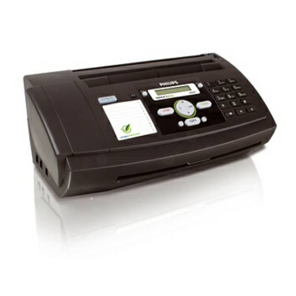 Die Abbildung zeigt einen Philips PPF 620 E Drucker