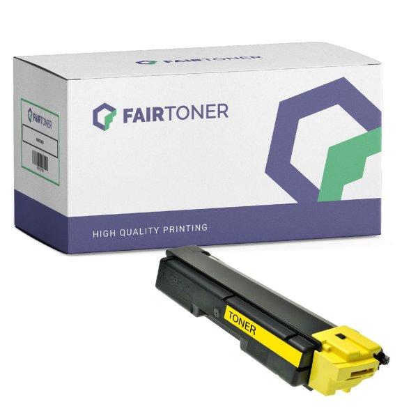 Kompatibel zu Kyocera FS-C 2126 MFP plus (1T02KVANL0) Toner Gelb
