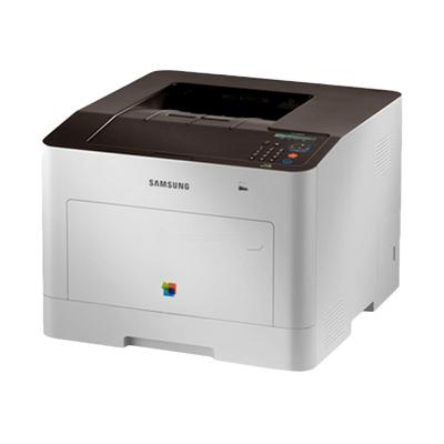 Die Abbildung zeigt einen Samsung Drucker