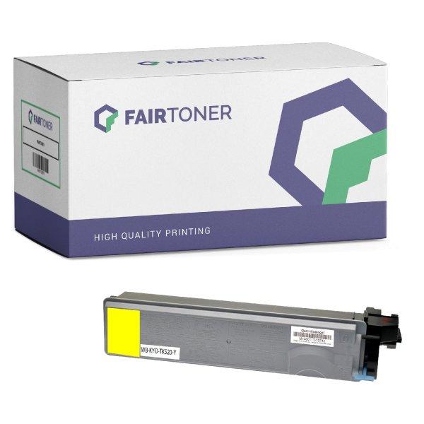 Kompatibel zu Kyocera FS-C 5015 N (1T02HJAEU0) Toner Gelb
