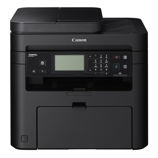 Die Abbildung zeigt einen Canon i-SENSYS MF 229 dw Drucker