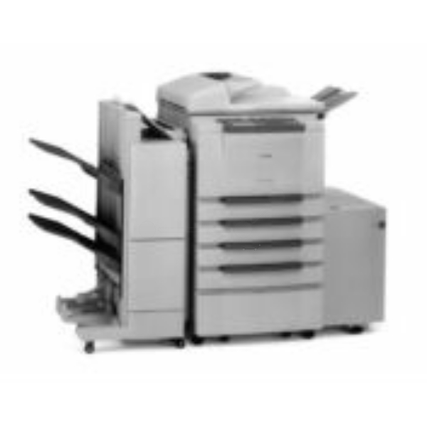 Die Abbildung zeigt einen Canon IR 330 e Drucker