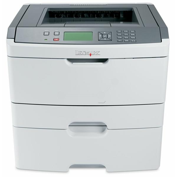 Die Abbildung zeigt einen Lexmark E 462 Drucker