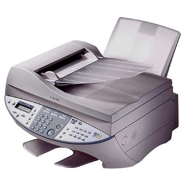 Die Abbildung zeigt einen Telekom T-Fax 7960 Drucker
