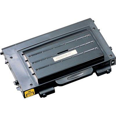 Original Samsung CLP-500 G (CLP-500D7K/ELS) Toner Schwarz mit Karton