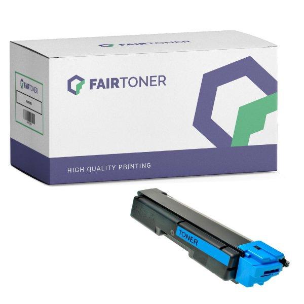 Kompatibel zu Kyocera FS-C 2026 MFP (1T02KVCNL0) Toner Cyan XL