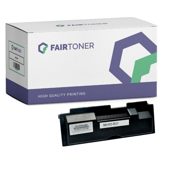 Kompatibel zu Kyocera FS-1000 N (1T02BX0EU0) Toner Schwarz