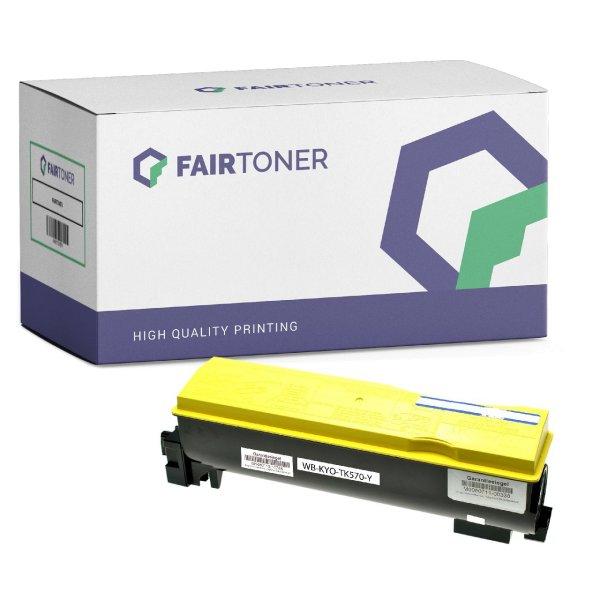 Kompatibel zu Kyocera FS-C 5400 DN (1T02HGAEU0) Toner Gelb