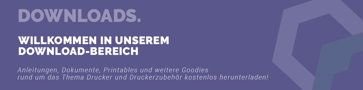 Banner Download-Bereich