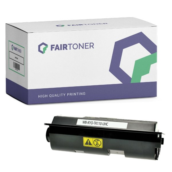 Kompatibel zu Kyocera FS-820 Series (1T02FV0DE0) Toner Schwarz XL