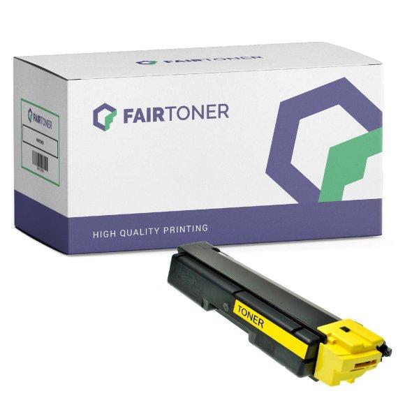 Kompatibel zu Kyocera FS-C 2026 MFP (1T02KVANL0) Toner Gelb XL