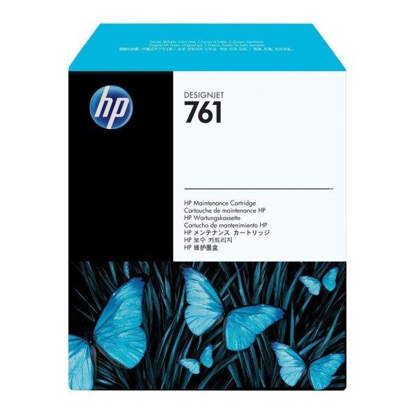 Original HP DesignJet T 7200 (CH649A / 761) Wartungseinheit mit Karton