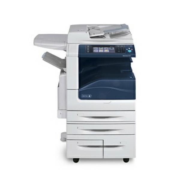 Die Abbildung zeigt einen Xerox WorkCentre 7500 Series Drucker