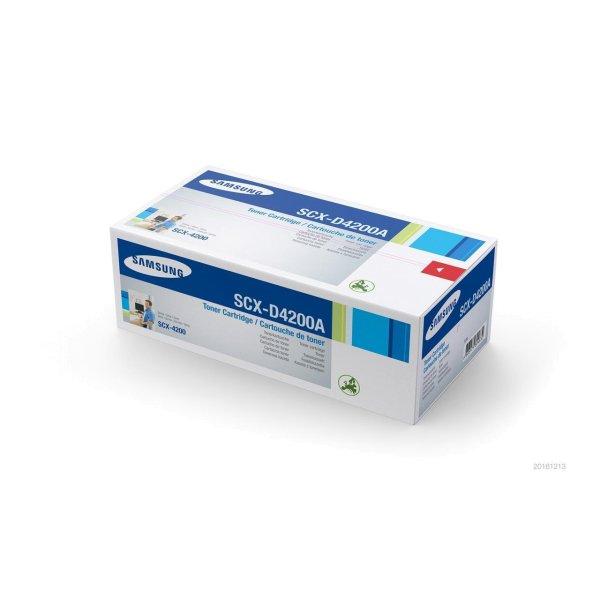Original Samsung SCX-4200 R (SV183A / SCX-D4200A) Toner Schwarz mit Karton