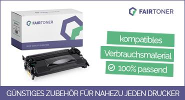 Über uns - kompatibles Verbrauchsmaterial bei FairToner