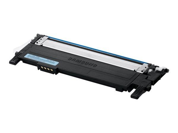 Original Samsung CLX-3300 Series (CLT-C406S/ELS / C406) Toner Cyan mit Karton
