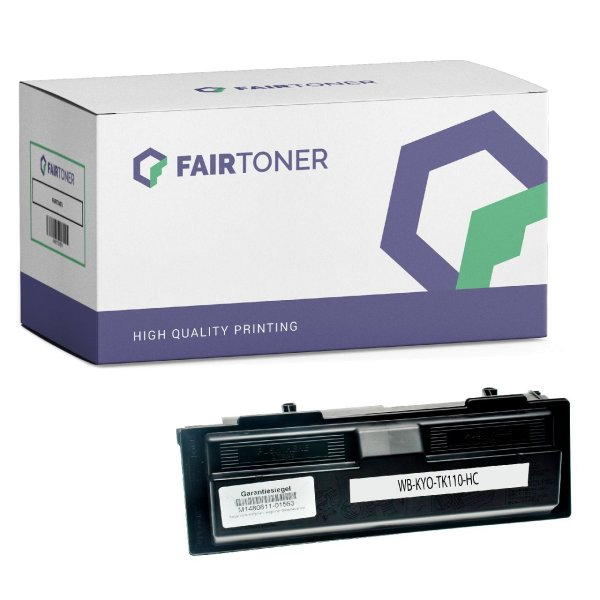 Kompatibel zu Kyocera FS-720 (1T02FV0DE0) Toner Schwarz