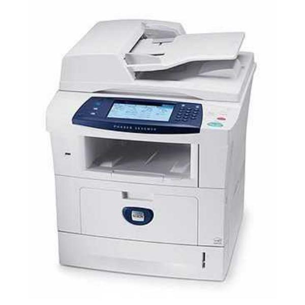 Die Abbildung zeigt einen Xerox Phaser 3635 MFP V XTS Drucker