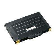 Original Samsung CLP-550 N (CLP-500D5Y/ELS) Toner Gelb mit Karton
