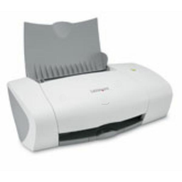 Die Abbildung zeigt einen Lexmark Z 645 Drucker