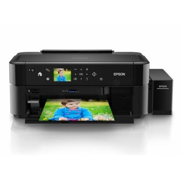 Die Abbildung zeigt einen Epson L 810 Drucker