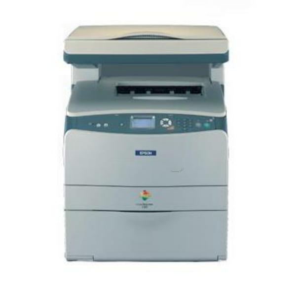 Die Abbildung zeigt einen Epson Aculaser CX 11 NF Drucker