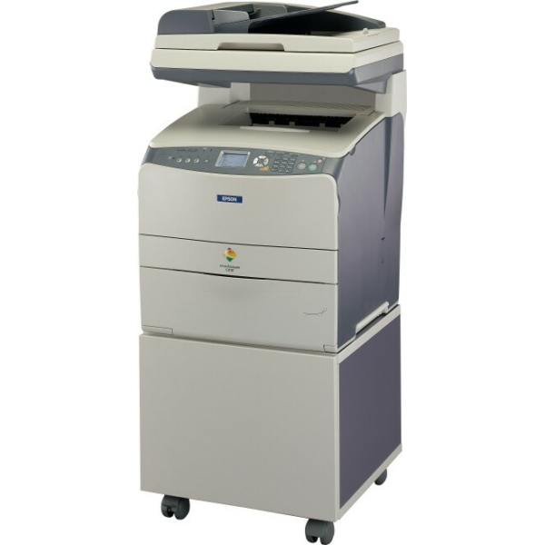 Die Abbildung zeigt einen Epson Aculaser CX 11 NFCT Drucker
