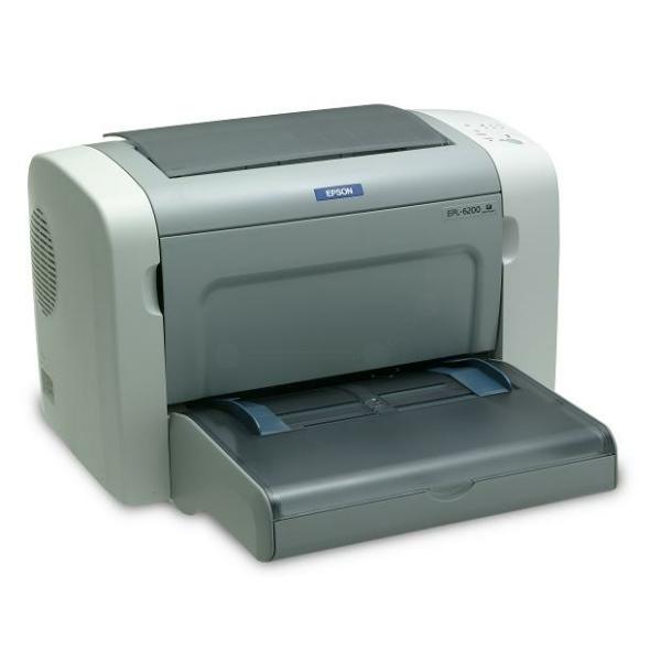 Die Abbildung zeigt einen Epson EPL 6200 DTN Drucker