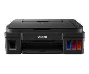 Die Abbildung zeigt einen Tintenstrahldrucker