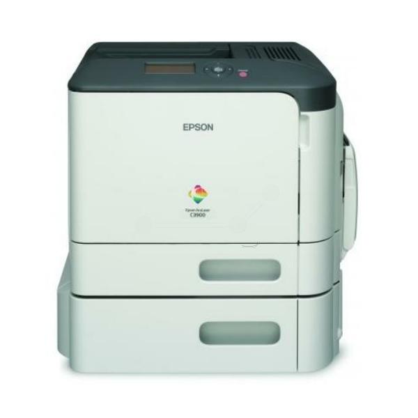Die Abbildung zeigt einen Epson Aculaser C 3900 DTN Drucker